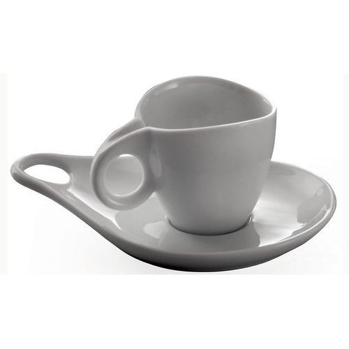 Bugatti - Milla zestaw 6 filiżanek do kawy ze spodkiem