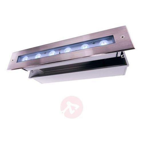 Lampa do montażu w podłożu line ii 6000k (d730261) marki Deko-light