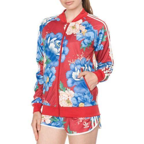 adidas Originals Chita Superstar Sweatshirt Czerwony 38 (4057288706588)