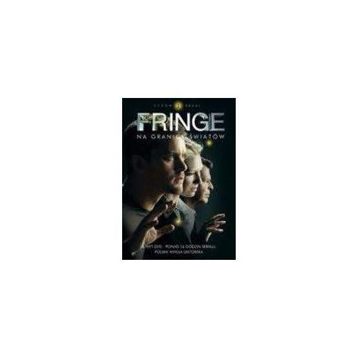 Fringe, na granicy światów, s2 (6d) (Płyta DVD) (7321909272804)