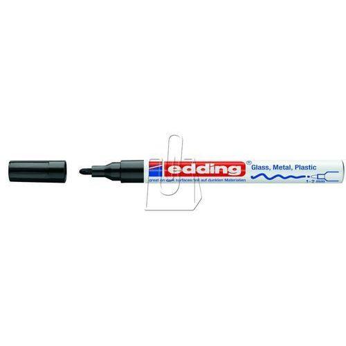 Marker olejowy Edding 751 czarny (4004764017461)