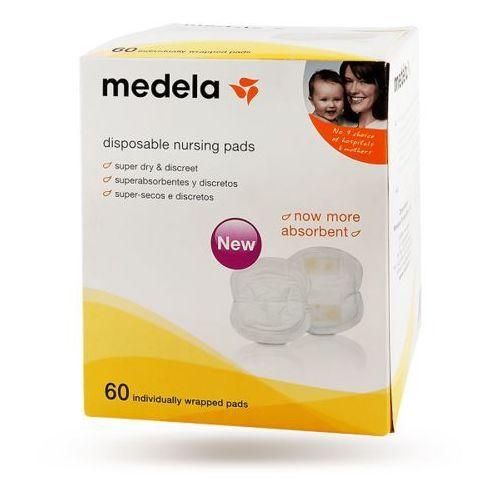 wkładki laktacyjne z absorbentem pakowane pojedynczo 60 szt. marki Medela