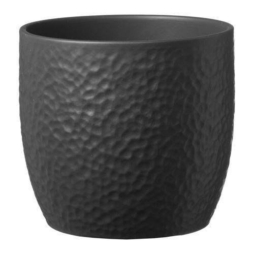 Sk soendgen keramik Osłonka doniczki boston śr. 16 cm antracyt (4006063252239)