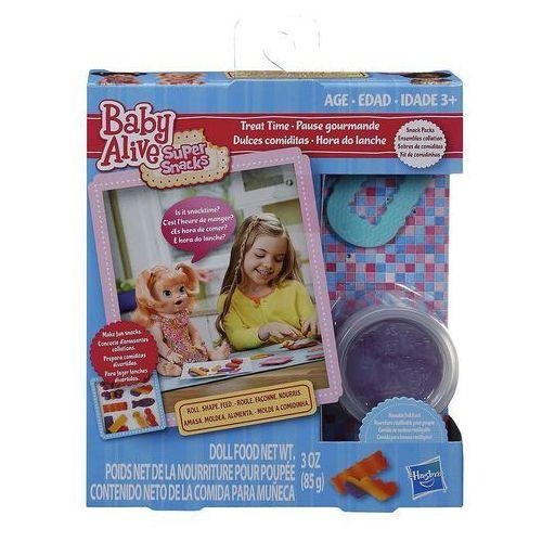 Hasbro  babyalive przysmaki łokomczuszka