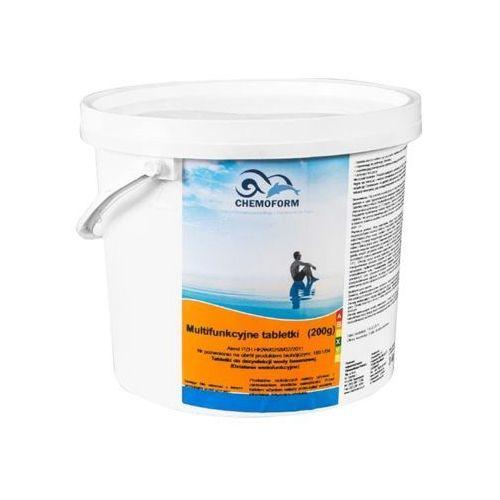 Chemia basenowa Ch multi 3 kg 3 kg tabletki multifunkcyjne