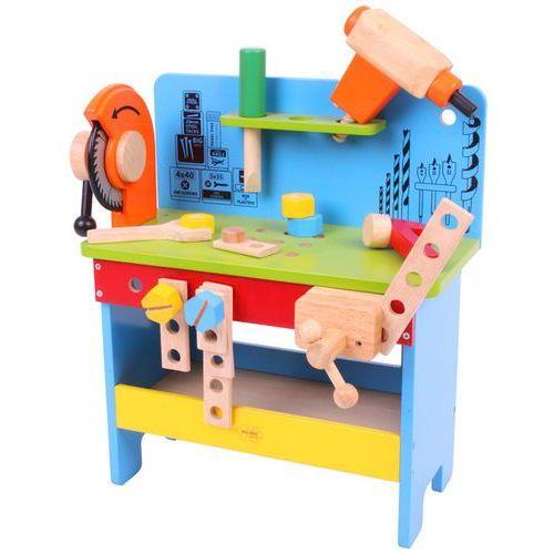 Bigjigs toys drewniany warsztat pracy
