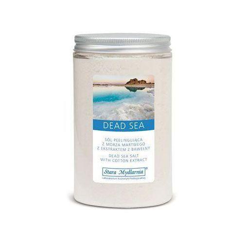 MM Sól do peelingu z ekstraktem z bawełny 400 ml