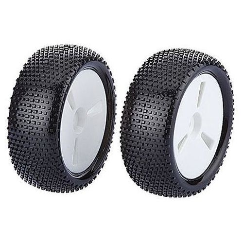 Rchobby E-groove 1/10 scale ep buggy tire front- sport tir