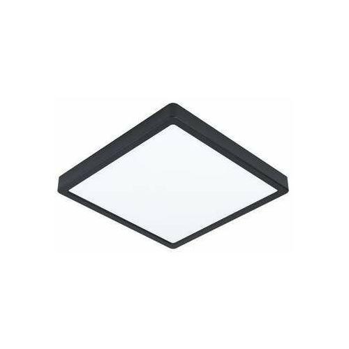 Eglo fueva 5 99245 plafon lampa sufitowa 1x20w led czarny (9002759992453)