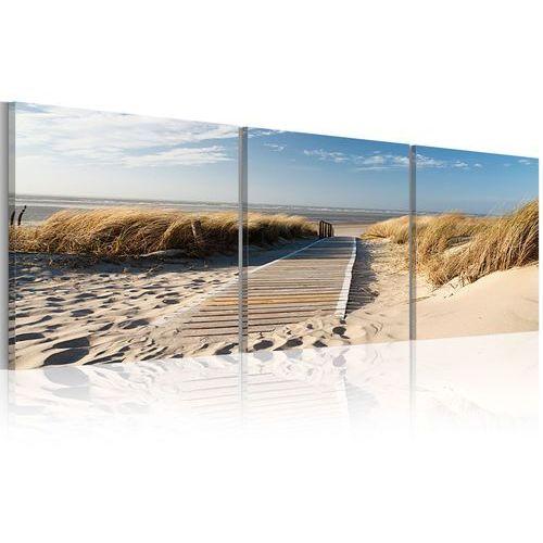 Obraz - Plaża (tryptyk)
