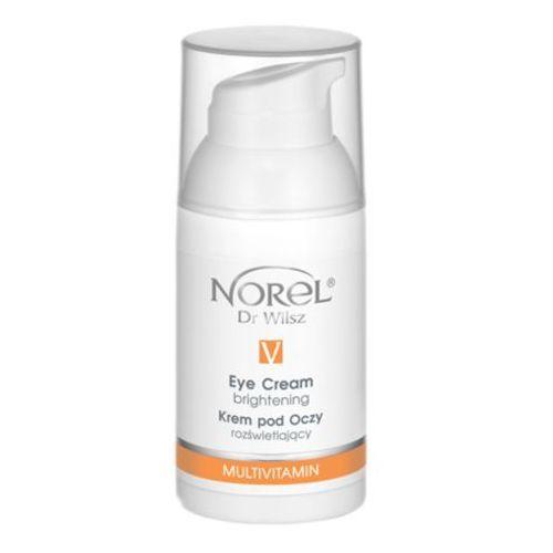 multivitamin brightening eye cream rozświetlający krem pod oczy (pz267) marki Norel (dr wilsz)