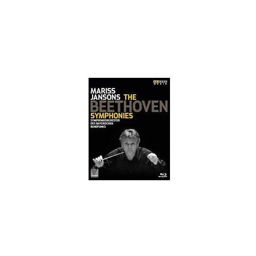 Ludwig van beethoven: the symphonies, live recordings tokio 2012 marki Arthaus musik