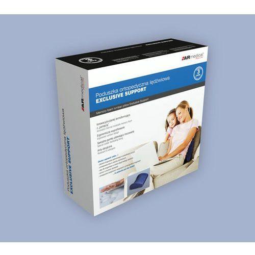 Poduszka ortopedyczna lędźwiowa EXCLUSIVE SUPPORT MFP 3433
