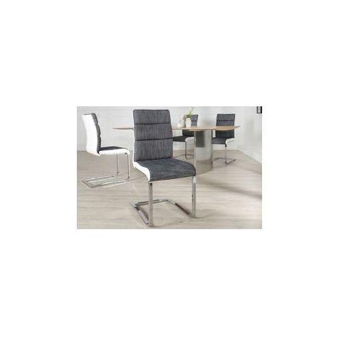 Krzesło Nastro biało-szare
