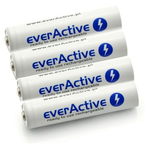 Akumulatorki ni-mh r03 aaa 1050 mah professional line marki Everactive