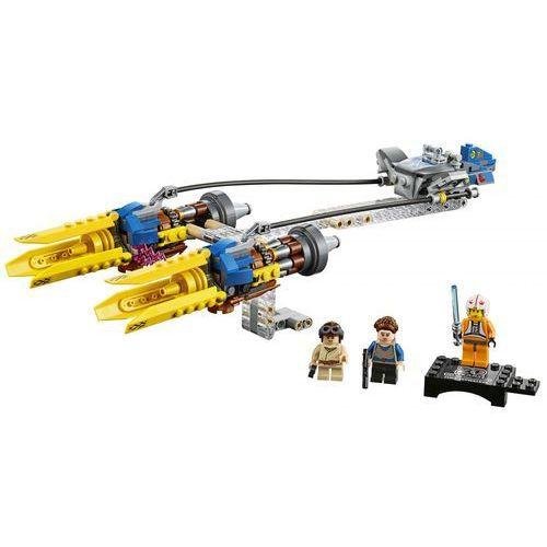 75258 ŚCIGACZ ANAKINA (Anakin's Podracer – 20th Anniversary Edition) - KLOCKI LEGO STAR WARS