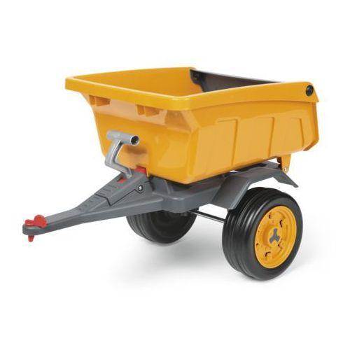 PEG PEREGO przyczepa do ciągnika dla dzieci Deere Construction