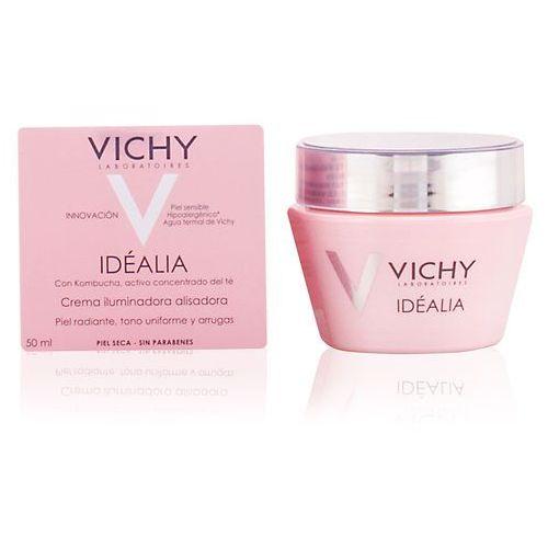 Vichy Idéalia Smoothing Cream Dry Skin 50ml W Krem do twarzy do skóry suchej