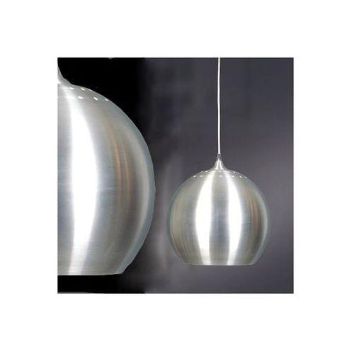 Żyrandol LAMPA wisząca POLAR MDE129/1 Italux metalowa OPRAWA zwis kula ball satyna