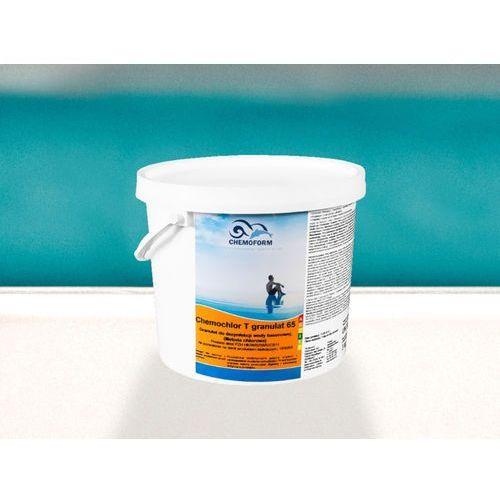 chemochlor t granulat 5kg chlor szok marki Chemia basenowa