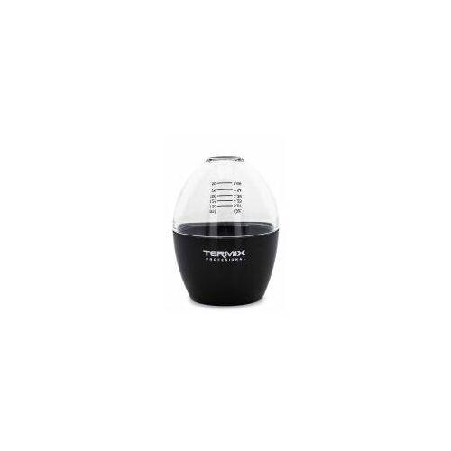 , miseczka/shaker do farb, czarny, duży marki Termix