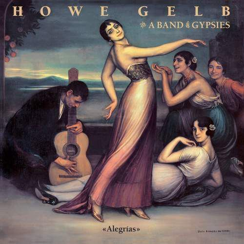 Fire Howe & a band of gypsies, gelb - alegrias