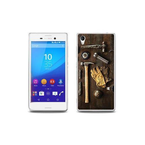 Foto Case - Sony Xperia M4 Aqua - etui na telefon Foto Case - narzędzia - sprawdź w wybranym sklepie