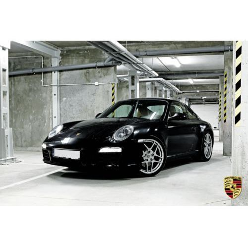 Jazda Porsche 911 GT3 - Borsk ( k. Gdańska) \ 4 okrążenia