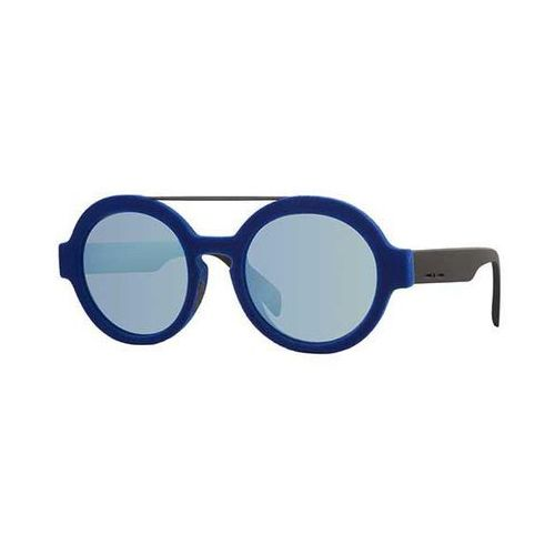 Okulary Słoneczne Italia Independent II 0913V I-PLASTIK VELVET 022/000, kolor żółty