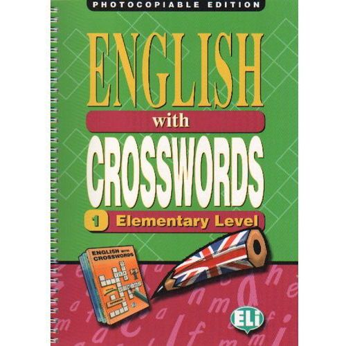 English With Crosswords 1 Elementary Level Photocopiable Edition