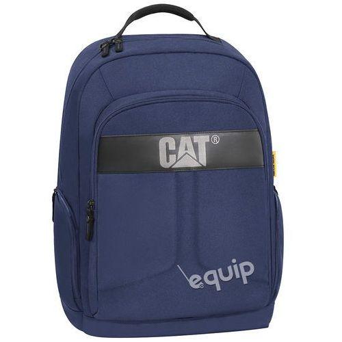 Plecak na laptopa colegio - navy blue marki Caterpillar