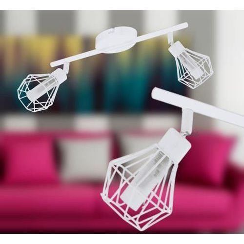 Lampa sufitowa reflektorki 2xG9 Zapata 98049 Eglo (9002759980498)