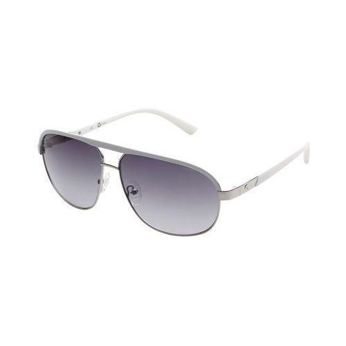 Guess Okulary przeciwsłoneczne damskie - gg2097-87
