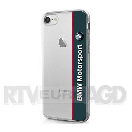 BMW Etui Hard do iPhone 6/6S granatowe-transparentne (BMHCP6TVNA) Darmowy odbiór w 20 miastach! (3700740380697)