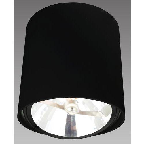 Light prestige Oprawa stropowa calda 1 czarny + darmowy transport! (5907796365762)