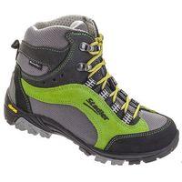 Stadler Trekkingowe buty dziecięce lupo mid anthracite rozmiar 31/19,5cm