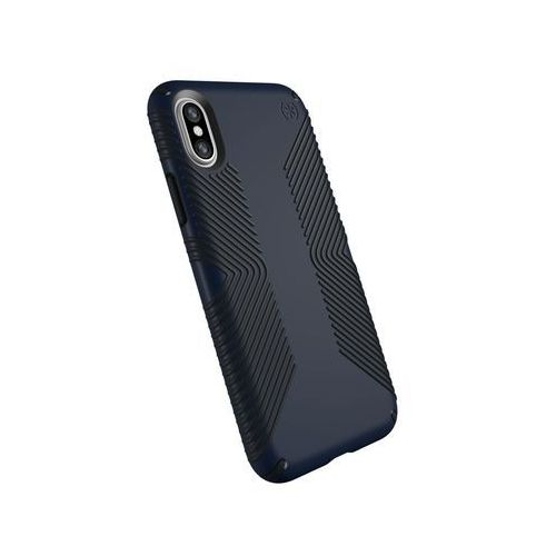 Speck presidio grip etui obudowa iphone xs / x (eclipse blue/carbon black)