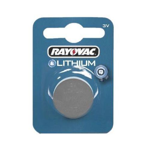 Bateria litowa cr1216 marki Rayovac