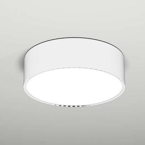 Shilo Plafon lampa sufitowa zama 1127/gx53/bi natynkowa oprawa metalowa okrągła biała