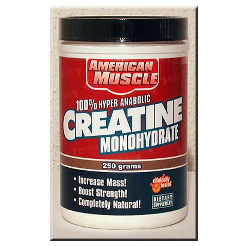 American Muscle Creatine - 250 g