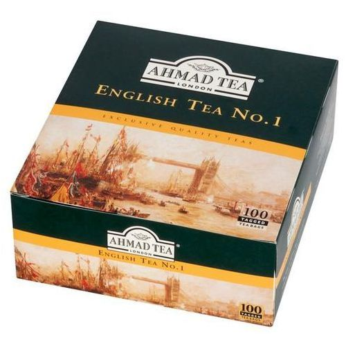 Herbata eksp. AHMAD TEA English No.1 op.100szt.
