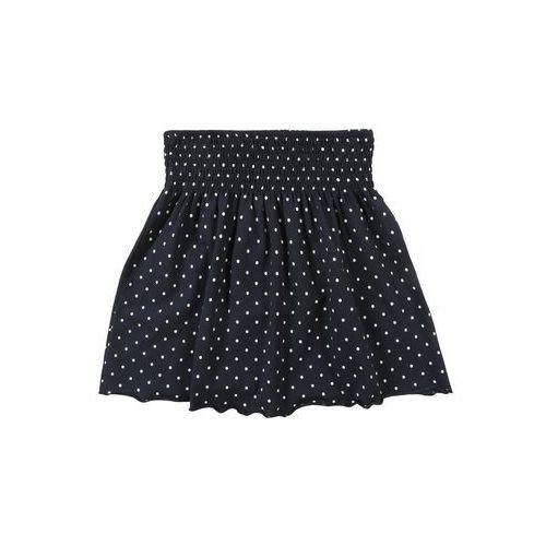 Name it spódnica ciemny niebieski / biały (5713771254699)