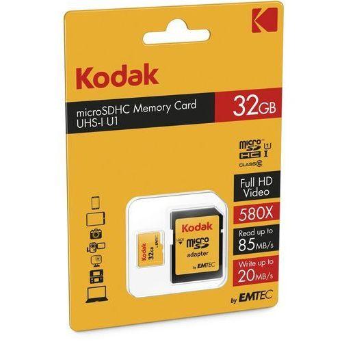 Kodak Karta pamięci microsdhc 32 gb class 10 (3126170143570)