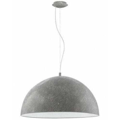 Eglo Awangardowa lampa wisząca gaetano 1xe27 Ø 65cm (9002759619411)