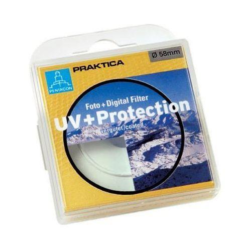 Filtr uv (55mm) marki Praktica
