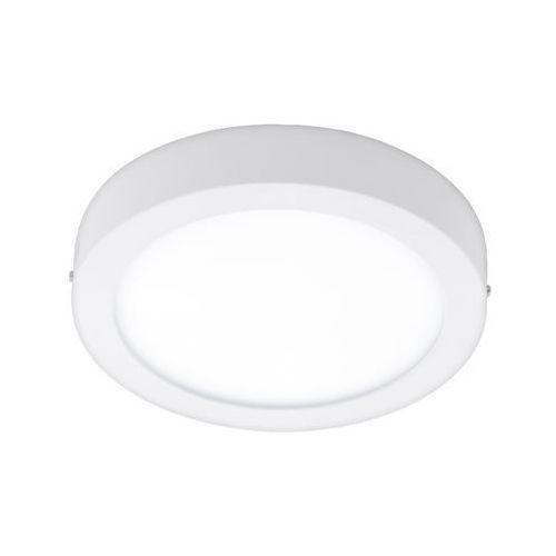 Eglo Plafon lampa sufitowa fueva 1 94535 natynkowa oprawa led 24w okrągła biała