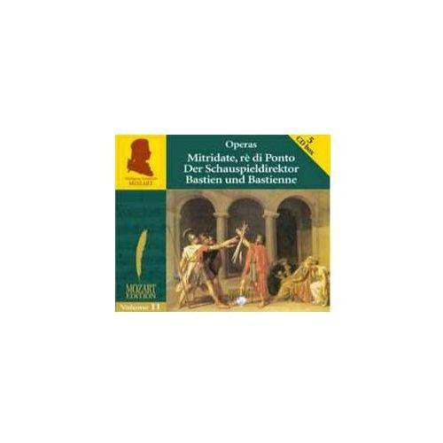 Brilliant classics Vol. 11: mitridate, bastien (5028421997230)