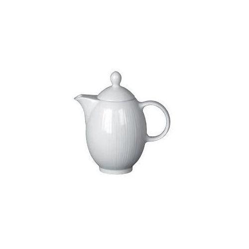 Dzbanek na kawę porcelanowy SPYRO