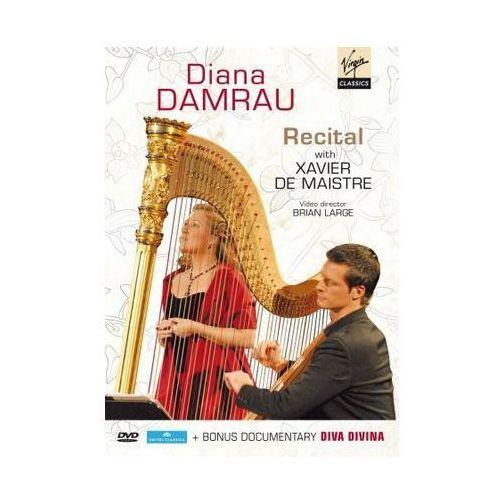 Recital At Baden-baden, Documentary. Diva Divina. - Warner Music Poland (5099998491698)