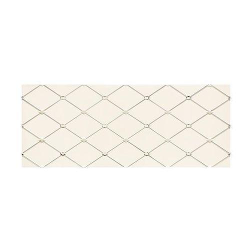 Tubądzin Dekor senza white 29.8 x 74.8 (5900199040052)